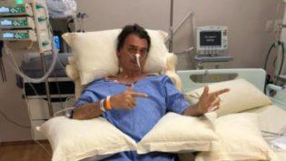 Bolsonaro tem melhora clínica e laboratorial, diz boletim médico
