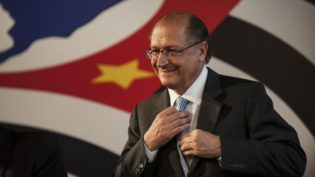 Com 8% de intenções de voto, Geraldo Alckmin quer atrair voto útil