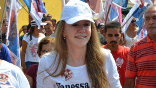 Vanessa ganha direito de resposta nos programas de Plínio Valério