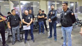 SSP realiza operação em Manaus para prender presos que retiraram tornozeleira