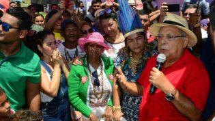 Amazonino diz que povo está refletindo sobre quem ameaça o futuro do Estado