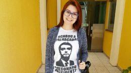 Ana Carolina defendeu mobilização contra professores críticos de Bolsonaro em sua página no Facebook (Foto: Facebook/Reprodução)