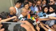 Amazonino disse que se curvará ao resultado das urnas e que lutou o bom combate (Foto: Facebook/Reprodução)