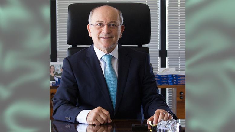 Ministro do TCU Aroldo Cedraz