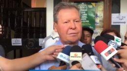 Arthur Neto afirmou que Bolsonaro representa ideias autoritários e Haddad a política de Lula (Foto: Facebook/Reprodução)