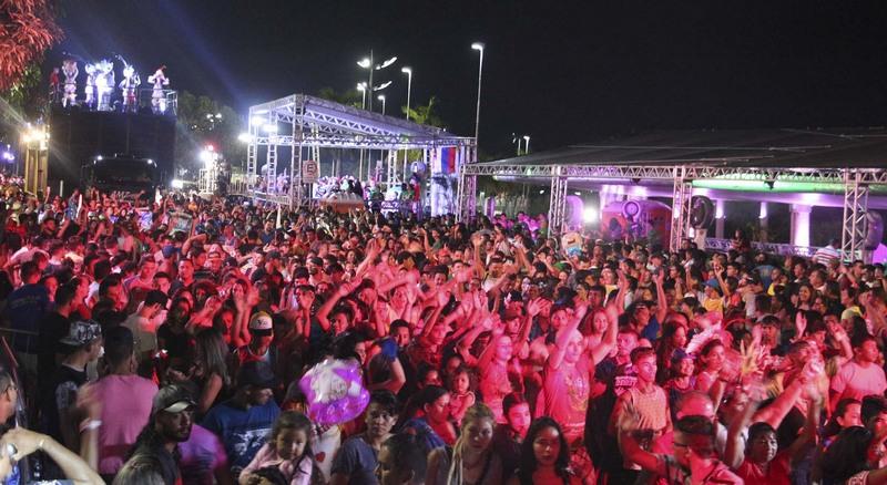 Público pode conferir artistas que disputam vaga na festa do Boi Manaus (Foto: Ingrid Anne/Manauscult)
