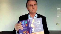 TSE ordenou a retirada de links de sites e redes sociais de Jair Bolsonaro com a expressão 'kit gay' (Foto: YouTube/Reprodução)