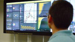 Câmeras têm nova tecnologia que permitem registrar dados no computador em tempo real (Foto: SSP-AM)
