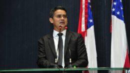 David Almeida esclareceu que vídeo sobre sua declaração de neutralidade no segundo turno foi levianamente alterado (Foto: Danilo Mello/ALE)