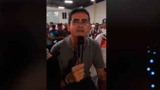 David Almeida anuncia neutralidade no segundo turno no Amazonas
