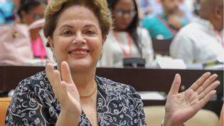 Por unanimidade, TSE mantem a candidatura de Dilma ao Senado