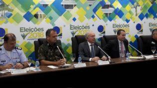 Suspeita de compra de votos: homens são presos com R$ 20 mil e R$ 15 mil em Manaus