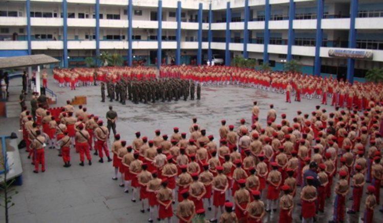 Ministros do STF julgaram que cobrança em colégios militares não viola a constituição (Foto: Exército/Divulgação)
