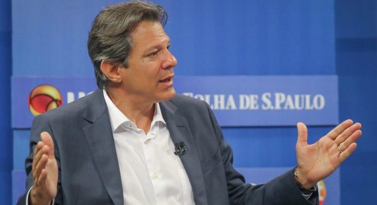 Pressionado por lideranças do PT, Haddad volta a redutos do partido para reconquistar eleitor (Foto: Ricardo Stuckert/Fotos Públicas)