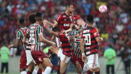 Flamengo superou o rival no Maracanã e agora é vice-líder do Brasileirão (Foto: Gilvan de Souza/Flamengo)