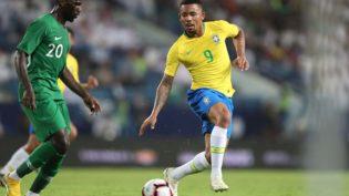 Gabriel Jesus desencanta em vitória da Seleção contra Arábia Saudita