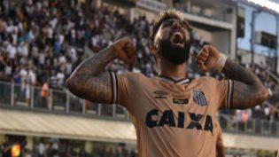 Santos deslancha e vence o Fluminense e o Sport faz 4 no Grêmio