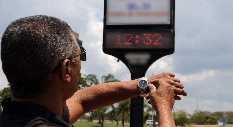 Horário de Verão não vale para o Amazonas, que fica com fuso horário de duas horas em relação a Brasília (Foto: ABr/Acervo)