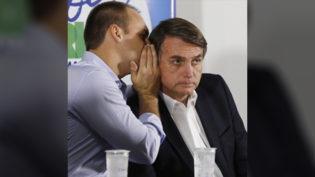 Tal como o filho, Bolsonaro atacou Supremo na pré-campanha eleitoral