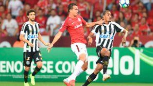 Inter empata com o Santos e perde chance de encostar no líder Palmeiras