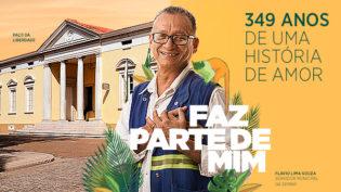 Manaus: 349 anos de uma história de amor