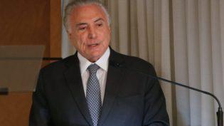 PF indicia Temer e pede prisão preventiva do coronel Lima