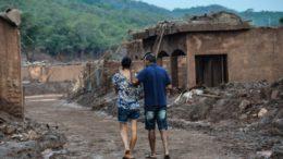 Rompimento de barragem em Mariana é considerado a maior tragédia socioambiental do País (Foto: Antônio Cruz/Agência Brasil)