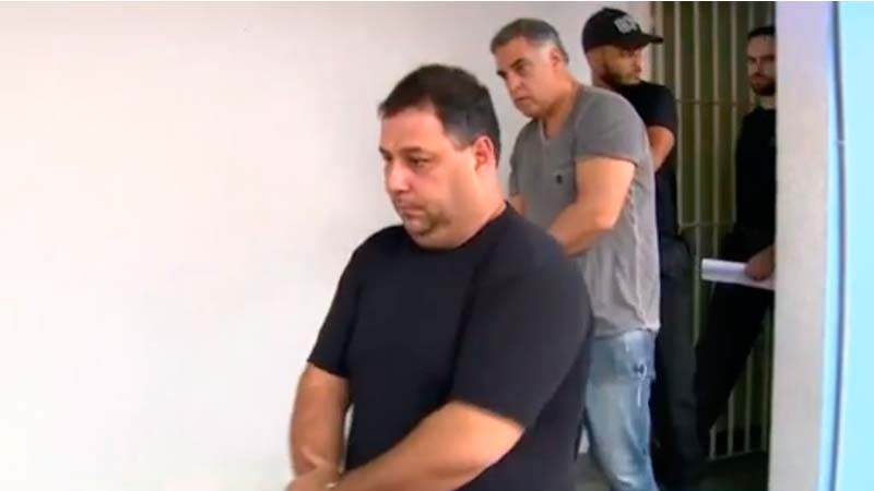 Murad Aziz foi preso na Operação Cashback, na quinta-feira, com outras 11 pessoas (Foto: TV Amazonas/Reprodução)