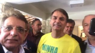 Em vídeo, Bolsonaro diz que Pauderney fará parte do governo dele