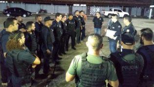 Polícia cumpre mandados de prisão por tráfico de drogas em Manaus