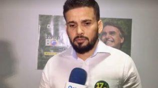 Partido de Bolsonaro anuncia apoio a Wilson Lima e Amazonino no Amazonas