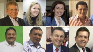 Veteranos na política amazonense ficam sem mandato nas eleições de 2018