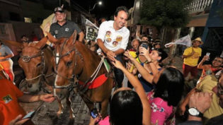 Petista Camilo Santana é reeleito governador do Ceará