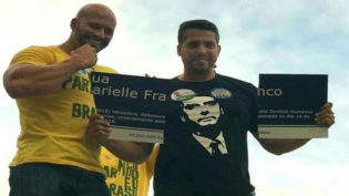 Candidato que quebrou placa em homenagem a Marielle é eleito no Rio