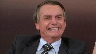 'Haddad vai estar com um ponto direto de Curitiba?', ironiza Bolsonaro