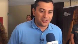 TRE-AM consulta PF sobre viabilidade de escolta federal para Wilson Lima