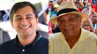 Amazonino busca debates e Wilson Lima votos no interior na reta final de campanha