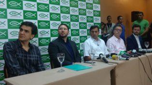 Wilson Lima anuncia comissão de transição com três nomes de fora do Estado
