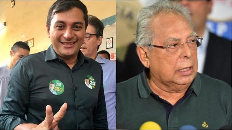 Wilson Lima ampliou vantagem no interior, reduto tradicional de votos de Amazonino Mendes, segundo pesquisa da Pontual (Foto: ATUAL)