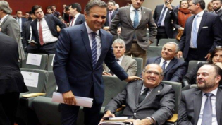 Gilmar Mendes arquiva inquérito contra Aécio na CPMI dos Correios