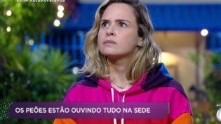 Ana Paula deixa A Fazenda com 35,80% dos votos