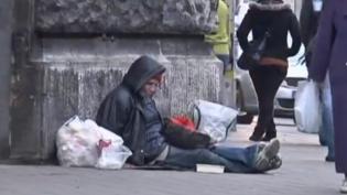 Nova lei proíbe pessoas de dormirem na rua na Hungria
