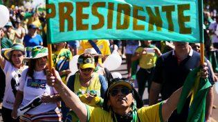 Discurso liberal de Bolsonaro atraiu setor produtivo