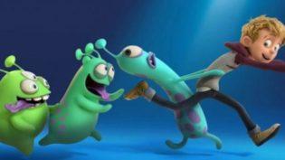 'Amigos Alienígenas' distrai pequenos, mas carece de personalidade