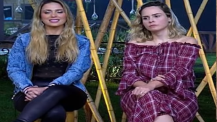 Ana Paula e Nadja disputam permanência em 'A Fazenda'