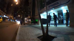 Brasileiro é 2º no mundo com mais medo de andar sozinho à noite