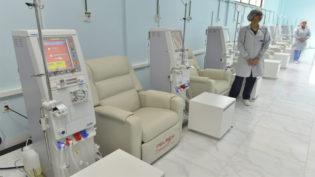 Susam cria 200 novas vagas de hemodiálise para pacientes do SUS