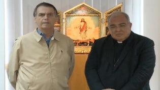 Padres racham entre Bolsonaro e Haddad nas missas e nas redes sociais