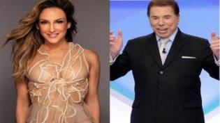 Claudia Leitte diz que ficou constrangida com atitude de Silvio Santos