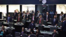 Plenário da Assembleia Legislativa do Amazonas